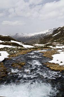 Free Flüela Pass; Switzerland Stock Images - 5335084