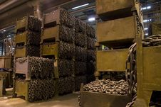 Free Chain Factory Stock Photography - 5335132