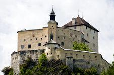 Free Castel Tarasp; Switzerland Stock Photography - 5335452