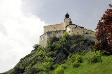 Free Castel Tarasp; Switzerland Stock Images - 5335514