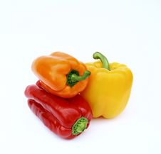 Free Peppers3 Stock Photography - 5335522