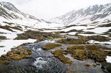 Free Flüela Pass; Switzerland Stock Image - 5335751