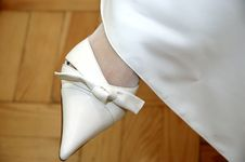 Free Wedding Shoes Stock Photo - 5336670
