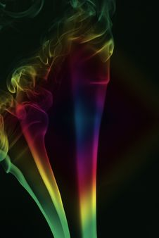 Free Smoke Royalty Free Stock Image - 5336906