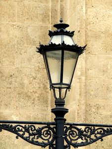 Free Old Lamp Stock Image - 5337121