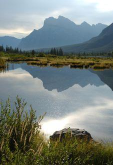 Free Vermillion Lake Stock Photo - 5337570