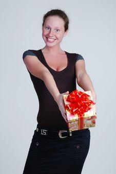 Free Present Stock Photography - 5337692