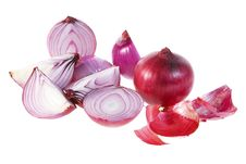 Free Red Onions Stock Photography - 5337882