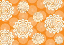 Free Flower Background Royalty Free Stock Image - 5338206