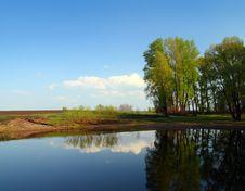 Free Lake Landscape Stock Photos - 5338373