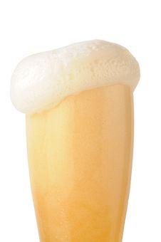 Free Beer Foam Stock Image - 5339021