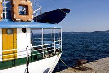 Free Excursion Ship Stock Photo - 5339120