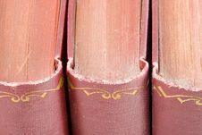 Free Dusty Volumes Stock Image - 5339141