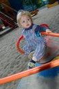 Free Baby On Merry-go-round Royalty Free Stock Photos - 5340818