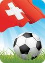 Free European Soccer Championship 2008 - Switzerland Royalty Free Stock Photo - 5347525