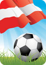 Free European Soccer Championship 2008 - Austria Royalty Free Stock Image - 5347596