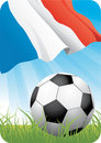 Free European Soccer Championship 2008 - France Stock Image - 5347691