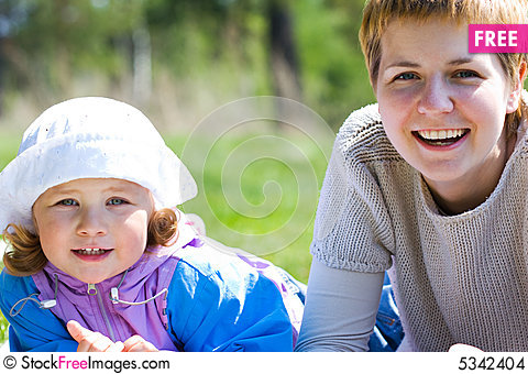 Free Mother And Child Stock Images - 5342404