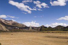 Landscape Of Shangri-La Royalty Free Stock Image