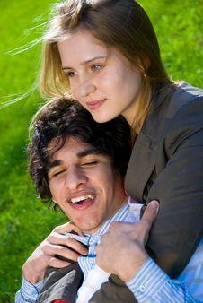 Free Happy Couple Stock Images - 5340804