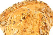 Free Bread Roll. Stock Photo - 5340910