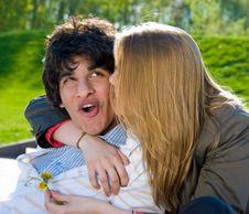 Free Happy Couple Stock Photos - 5341033