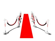 Free Red Carpet Stock Photography - 5341602