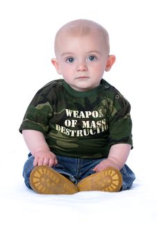 Free Weapon Of Mass Destruction Royalty Free Stock Photography - 5342057