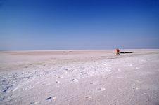 Free Lake Salt Stock Photo - 5342200