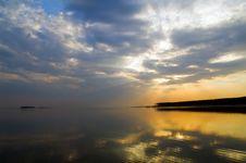 Sky And Sea Stock Image