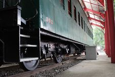 Free Hong Kong Old Railway Stock Photo - 5343070