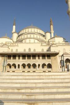 Free Mosque Kocatepe Camii Stock Images - 5343164