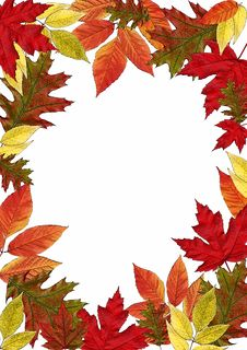 Free Autumn Leafs Frame Royalty Free Stock Photography - 5343177