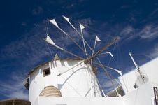 Free Santorini Stock Photography - 5343272
