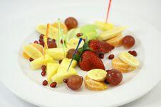 Free Fruit Allsorts Royalty Free Stock Photography - 5344867