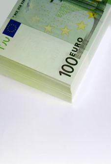 Free Stack Of Euro Stock Photos - 5344893
