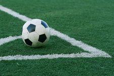 Free The Beginning Of A Football Season Stock Photos - 5344983