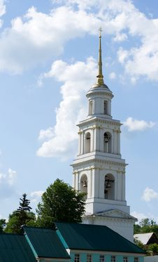 Free Bell Tower Royalty Free Stock Photography - 5345267