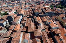 Free Roofs Of Porto Stock Photography - 5345452