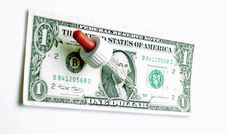 Free Sample Money Royalty Free Stock Images - 5345479