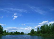 Free Dream Of Fisherman. Wild Lake Stock Images - 5345694