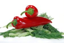 Free Red Pepper Stock Photos - 5346393