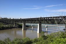 Free High Level Bridge Stock Images - 5346514