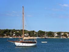 Free Mediterranean Sailing Royalty Free Stock Photo - 5346905