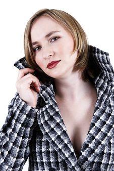 Free Beautiful Blonde Woman Royalty Free Stock Photo - 5346915