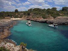 Free Mallorca Coast Stock Photography - 5346942