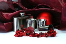Free A Study In Crimson Royalty Free Stock Photos - 5347628