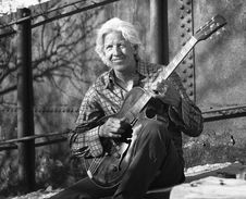 Free Guitar Player Stock Image - 5347671