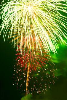 Free Fireworks Royalty Free Stock Image - 5348406