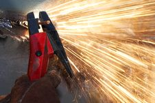 Free Close Fire Stock Image - 5348631